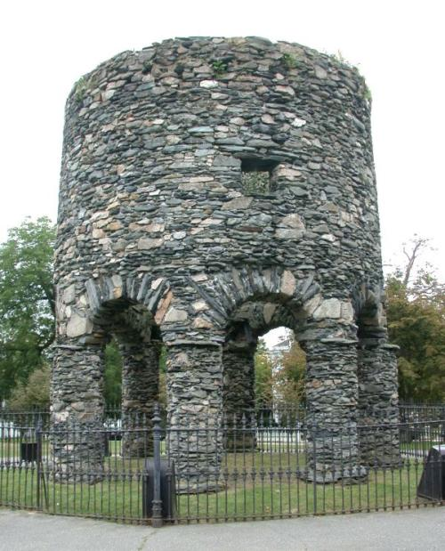 The Newport Tower